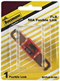 "Bussmann (BP/FLB-50-RP) 50 Amp Bolt-on Fusible Link with 13/16"" Bolt Terminal"
