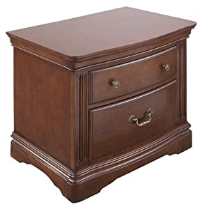 Amazon.com: Accent Furniture Greenbriar Greenwich 2 Drawer ...