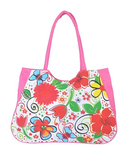 Mystic Flowers Tote Bag