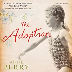 The Adoption Hörbuch