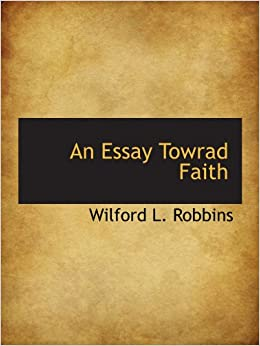 personal faith essays