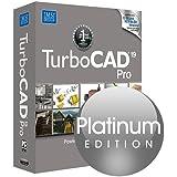 TurboCAD Pro 19 Platinum Edition professional 2D & 3D CAD Software for Windows