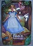 Disney's Alice in Wonderland with Cheshire Cat collector Doll
