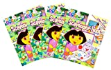 Dora the Explorer Look and Find Mini Activity Books 4ct