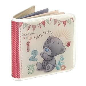 Me To You Tiny Tatty Teddy - Libro de tela (contenido en inglés)