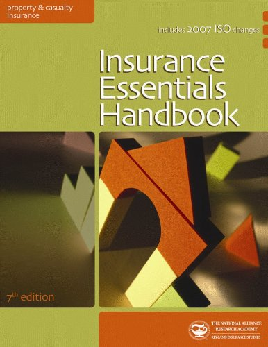 The Insurance Essentials Handbook (The Essentials Series)