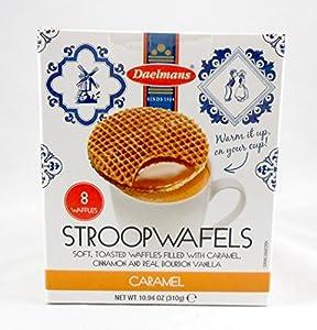 Daelmans Stroopwafels, 10.94 oz Box