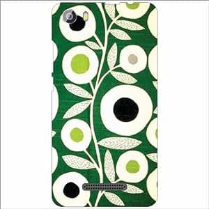 Micromax Spark2 Q334 Back Cover - Silicon Gardenic Designer Cases