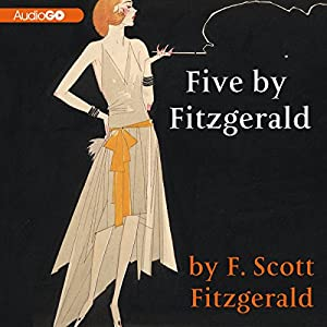 Five by Fitzgerald Audiobook
