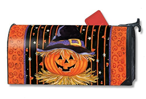 MailWraps Jack in the Hat Mailbox Cover 01045 by MailWraps