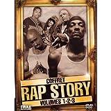 echange, troc Rap Story, Vol.1, 2 et 3 - Coffret 3 DVD