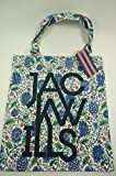 Jack Wills NEW Brightwell Cotton Book Bag Floral White