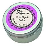 Hot Spot Relief Balm for Dogs (100% Chemical Free BeesWax Based) Mediumby K9Aroma