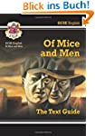 GCSE English Text Guide - Of Mice and...