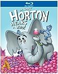 Dr. Seuss Horton Hears a Who! [Blu-ray]