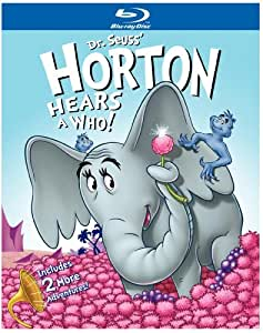 Horton Hears a Who! (BD) [Blu-ray]