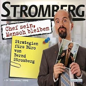 Chef sein, Mensch bleiben. Strategien fürs Büro von Bernd Stromberg Audiobook