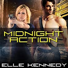 Midnight Action: Killer Instincts Series #5 Audiobook by Elle Kennedy Narrated by Allyson Ryan