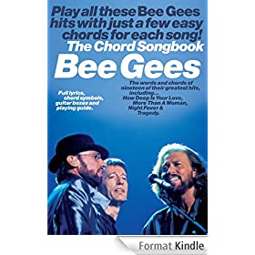 Bee Gees: Chord Songbook [Lyrics & Chords]
