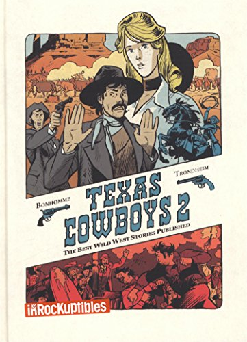 Texas cowboys : the best wild west stories published n° 02 Texas cowboys