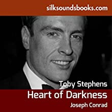 Heart of Darkness (       UNABRIDGED) by Joseph Conrad Narrated by Toby Stephens