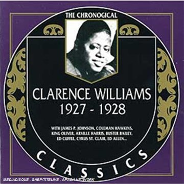 1927-28 by Clarence Williams