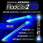 BRILLIANT BLUE - LED LIGHT UP DRUM ST...