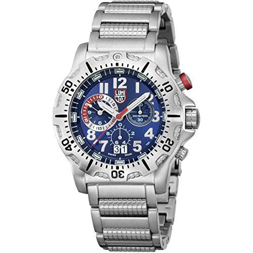 Luminox-Dive-Chronograph-Blue-Dial-Stainless-Steel-Mens-Watch-8154RP