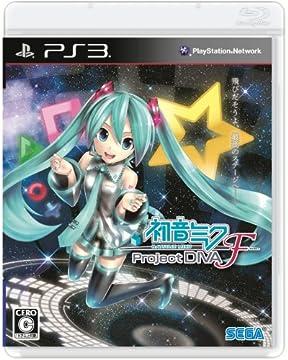 初音ミク -Project DIVA- F 初回購入特典:君に届けたいコード同梱/Amazon.co.jp限定予約特典:千本桜特製ポストカード&予約特典:オリジナルラバーストラップ付き