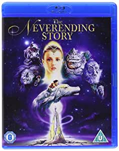 The Neverending Story [Blu-ray] [1984] [Region Free]