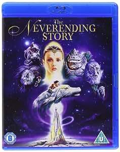 The Neverending Story [Blu-ray] [1984] [Region Free]