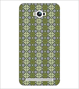 PrintDhaba Pattern D-5257 Back Case Cover for ASUS ZENFONE MAX ZC550KL (Multi-Coloured)