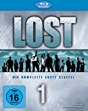 Lost - Staffel 1 [Blu-ray]