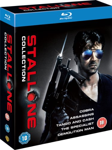 The Sylvester Stallone Collection [Blu-ray] [2012] [Region Free]