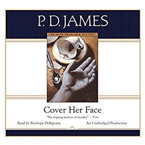 Cover Her Face Audiobook