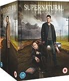 Supernatural Seasons 1-8 Complete (47 DVDs) (UK Import)