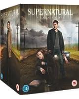 Supernatural - Season 1-8 Complete [DVD] [2005]