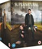 Supernatural (Seasons 1-8) - 47-DVD Box Set ( Super natural - Complete Seasons One thru Eight ) [ NON-USA FORMAT, PAL, Reg.2 Import - United Kingdom ]