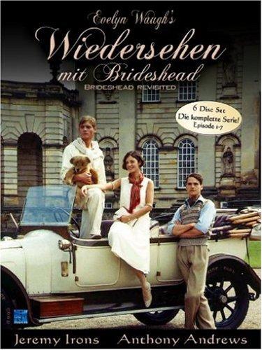 Wiedersehen mit Brideshead [7 DVDs]