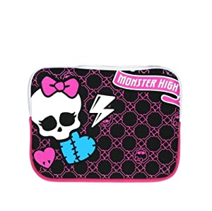 "Monster High Skull and Bones 10.2"" Tablet Sleeve"