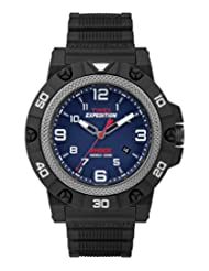 Timex Expedition Analog Blue Dial Men's Watch - TW4B011006S