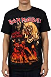 Authentic IRON MAIDEN 666 Number of The Beast Eddie T-Shirt XL NEW