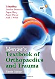 img - for Mercer's Textbook of Orthopaedics and Trauma Tenth edition book / textbook / text book