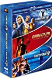 Marvel Blu-ray 3-Pack (Fantastic Four / Fantastic Four – Rise of the Silver Surfer / Daredevil)