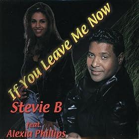 la cancion if you leave now: