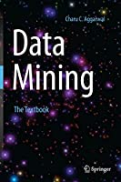 Data Mining: The Textbook Front Cover