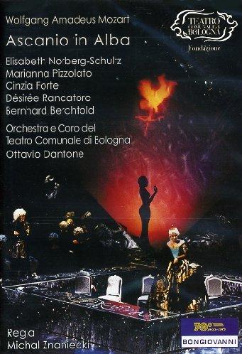 Mozart: Ascanio in Alba [DVD] [NTSC]