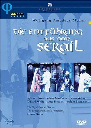 El Rapto En El Serrallo (Gustav Kuhn) - Mozart - DVD