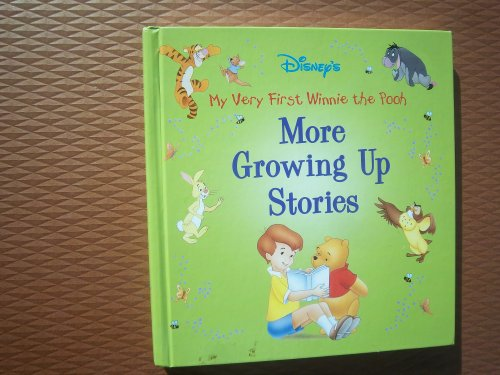 More Growing Up Stories (Disney'S My Very First Winnie The Pooh) front-17677