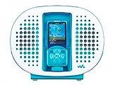 SONY ウォークマン用ドックスピーカー防水タイプ  ブルー RDP-NWR100/L